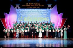 Giấy Lee & Man nhận giải thưởng Doanh nghiệp tiêu biểu ASEAN
