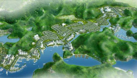 Sau vay 2.500 tỷ, Vinaconex ITC tính huy động 1.440 tỷ của cổ đông cho dự án Cát Bà Amatina