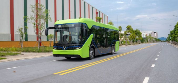 VinFast sản xuất xe bus thông minh, Thaco Bus có đối thủ mới