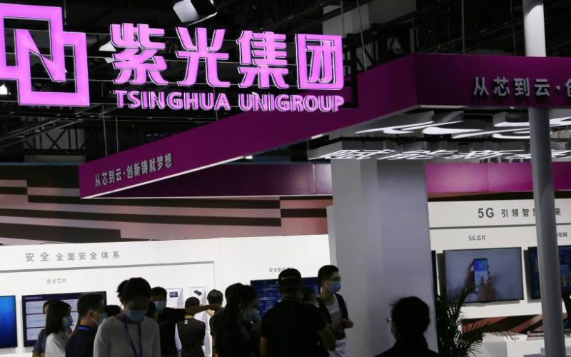 Đằng sau vụ vỡ nợ gây chấn động của nhà sản xuất chip Trung Quốc
