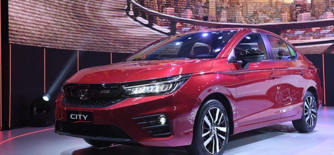 Honda City chính thức ra mắt, chốt giá từ 529 triệu đồng