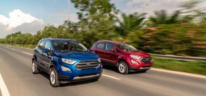 Everest và Ranger ghi nhận doanh số kỷ lục trong tháng 12 của Ford Việt Nam