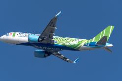Bamboo Airways tái khai thác đường bay tới Huế, Chu Lai, Tuy Hòa từ 20/1