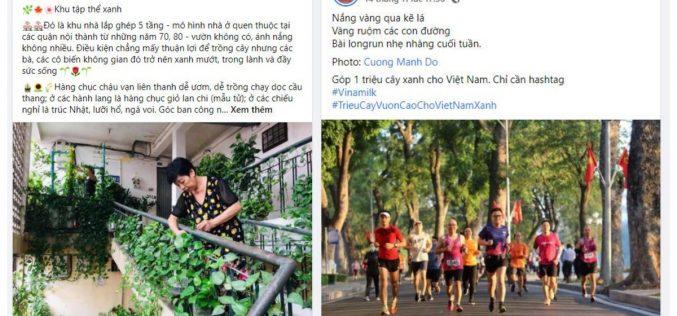 """Thêm hàng ngàn cây xanh được trồng qua chiến dịch """"Triệu cây vươn cao cho Việt Nam xanh"""""""