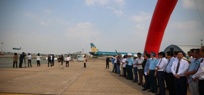 Chính thức đưa vào sử dụng đường lăn sân bay Tân Sơn Nhất