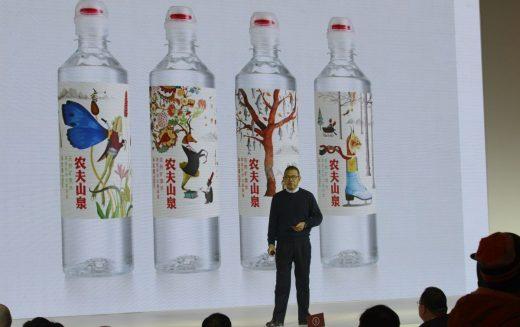 Tỷ phú nước đóng chai Trung Quốc thành người giàu nhất châu Á