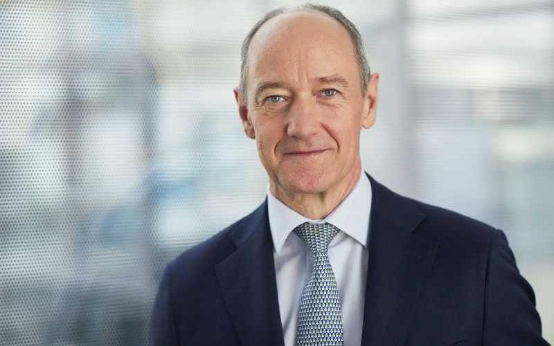 Ông Roland Busch làm Chủ tịch kiêm Tổng giám đốc tập đoàn Siemens AG
