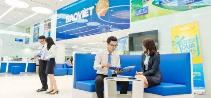 Bảo Việt chốt ngày chi 8% cổ tức bằng tiền