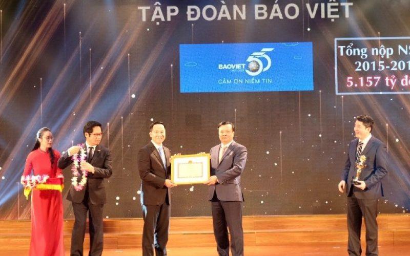 Tập đoàn Bảo Việt nộp ngân sách Nhà nước 23.000 tỷ đồng thuế và cổ tức; dự kiến chi trả 600 tỷ đồng cổ tức trong tháng 11/2020
