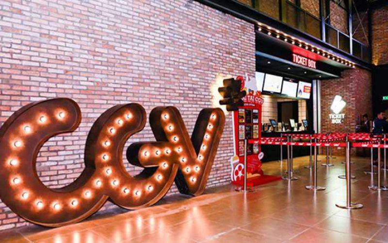 Rạp chiếu phim CGV tại TP. Hồ Chí Minh tái xuất từ 1/3