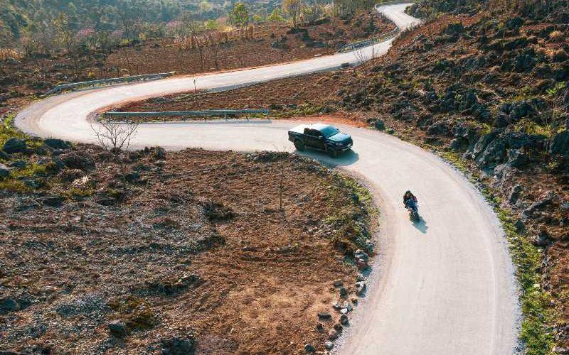 Vì sao Ford Ranger Raptor có thể thỏa sức chinh phục mọi địa hình?