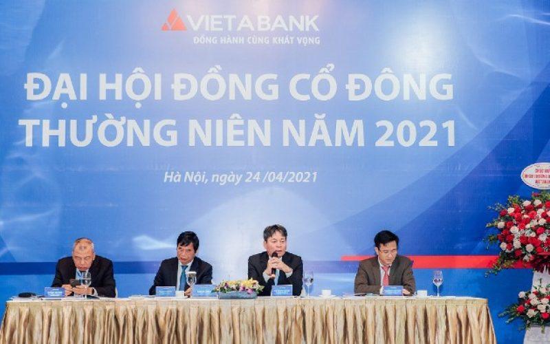 ĐHĐCĐ VietABank: Đặt mục tiêu lợi nhuận tăng trưởng 62%, niêm yết trên UPCoM