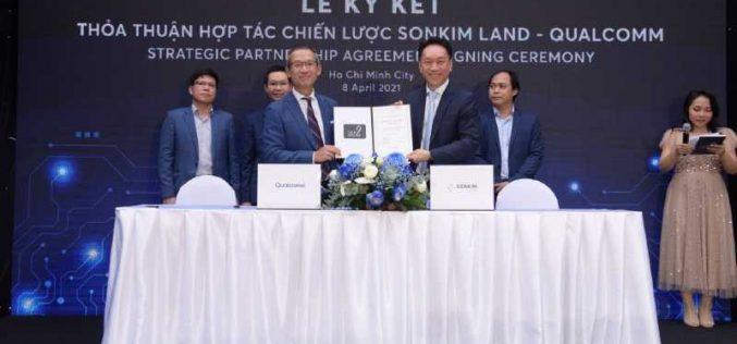 SonKim Land, Qualcomm Technologies và Infinite hợp tác triển khai Giải pháp thành phố thông minh IoT tại Việt Nam