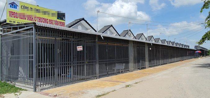 Loạn mua bán nhà tự phát ở Sóc Trăng