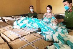 Phát hiện đối tượng người Trung Quốc mua khẩu trang trôi nổi, bán thu lời gấp 2,5 lần