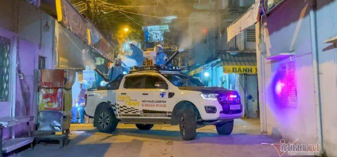Cộng đồng Ford Việt Nam đi đầu trong công tác chống dịch giữa tâm bão Covid-19