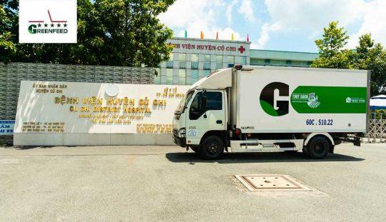 GREENFEED ủng hộ 20 tỷ đồng vào quỹ Vaccine phòng chống Covid-19