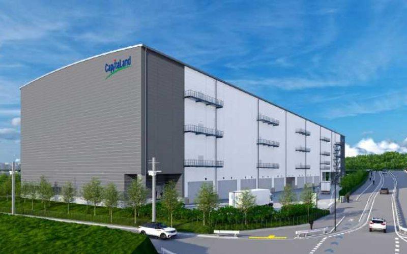 CapitaLand thoái vốn tại 2 trung tâm thương mại, mở rộng đầu tư vào bất động sản hậu cần
