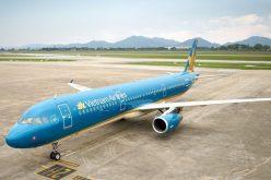 Cổ phiếu Vietnam Airlines (HVN) tăng kịch trần ngày giao dịch không hưởng quyền