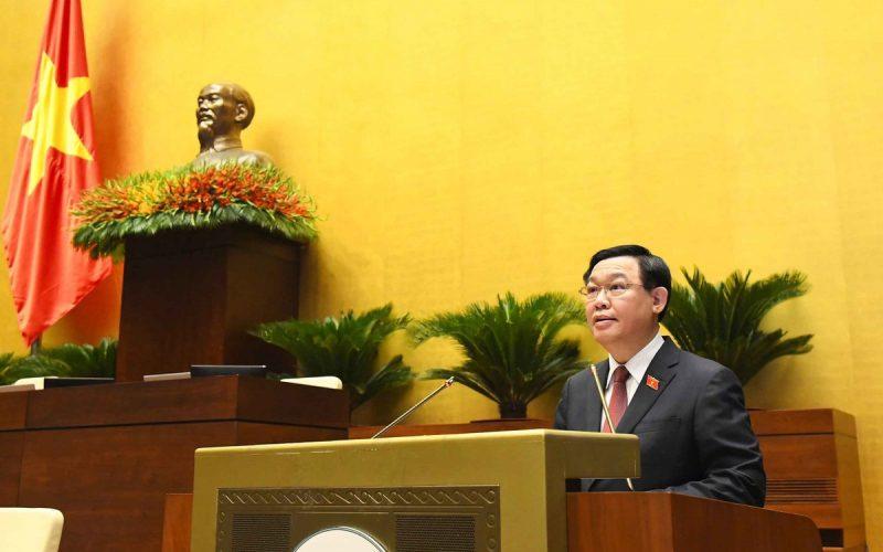 Chủ tịch Quốc hội: Công tác nhân sự là trọng tâm của kỳ họp thứ nhất