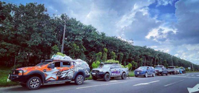 Ford Việt Nam khởi động tháng chăm sóc toàn cầu, kết nối sức mạnh cùng cộng đồng bán tải 3 miền
