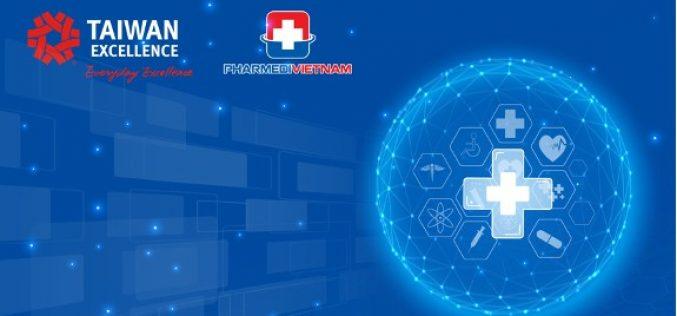 Chăm sóc sức khoẻ thông minh cho cuộc sống tuyệt vời với các giải pháp y tế đột phá từ Taiwan Excellence