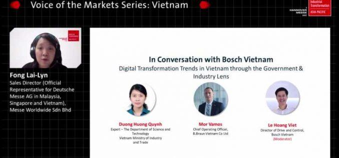 """Bosch đồng tổ chức """"Diễn đàn Chuyển đổi số tại Việt Nam"""""""