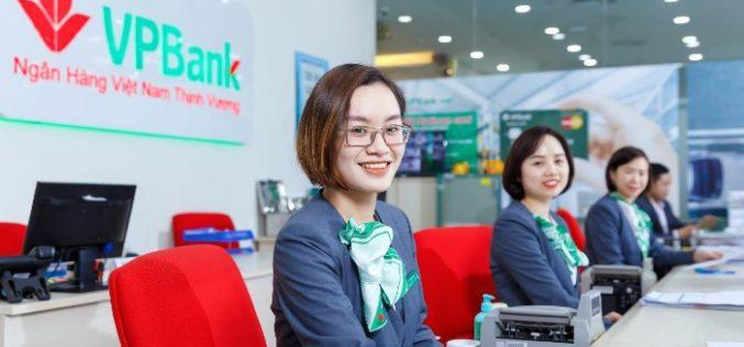 VPBank ra nghị quyết chia cổ tức 62%, phát hành cổ phiếu 17,85%