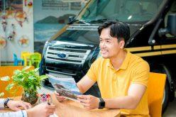 Sở hữu xe Ford Transit Luxury dễ dàng hơn với ưu đãi đến từ Ford & TPBank