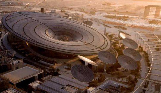 Hội chợ triển lãm thế giới 2020 Dubai mở ra thành phố tương lai kiểu mẫu được số hóa bằng công nghệ của Siemens