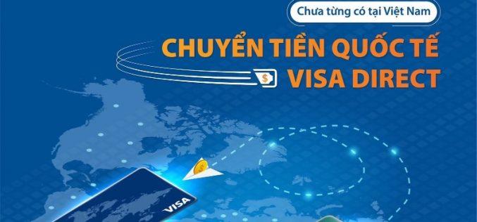 Visa hợp tác với ngân hàng Sacombank triển khai dịch vụ chuyển tiền quốc tế tiện lợi